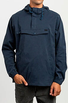 Анорак Rvca On Point Anorak Federal Blue