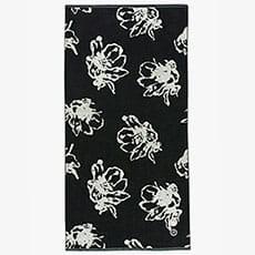 Полотенце Rvca Sage Vaughn Towel Black