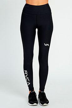 Леггинсы женские Rvca Va Compression Leg. Black