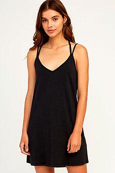 Платье женское Rvca Vacay Black