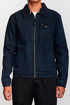 Куртка джинсовая Rvca Hi-grade Jacket Classic Indigo