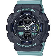 Электронные часы Casio G-Shock Gma-s140-2aer Black/Light Blue