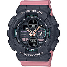 Электронные часы Casio G-Shock Gma-s140-4aer Black/Pink