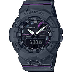 Электронные часы Casio G-Shock Gma-b800-8aer Black