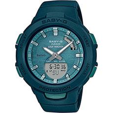 Электронные часы женские Casio Bsa-b100ac-3aer Green