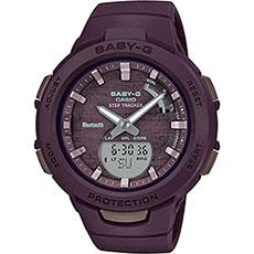 Электронные часы женские Casio Bsa-b100ac-5aer Dark Purple