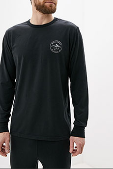 Термобелье (верх) Billabong Operator Tech Tee Black 8