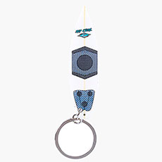 Брелок Rip Curl Surfboard Keyrings Blue 3