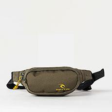 Сумка поясная Rip Curl Waist Bag Stacka Military Green