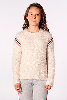 Свитер детский Rip Curl Surf City Sweater Cream Pink0