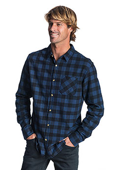 Рубашка в клетку Rip Curl Check It Ls Shirt 49