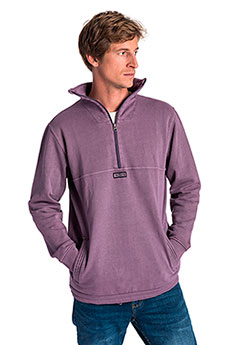 Толстовка кенгуру Rip Curl Organic Teddy Purple