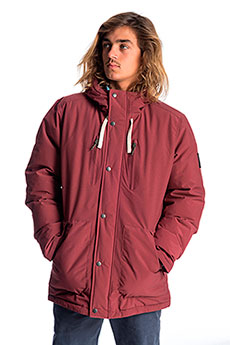 Парка Rip Curl Gnarly Anti-series Jacket Maroon