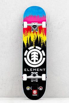 """Скейтборд в сборе Element Forest Fade 7.75"""" Assorted"""