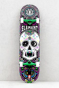"Скейтборд в сборе Element Calavera 8"" Assorted"