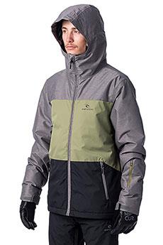 Куртка утепленная Rip Curl Enigma Stacka Loden Green-10