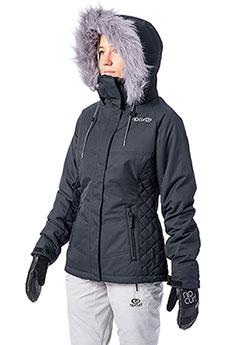 Куртка утепленная женская Rip Curl Fluffy Jet Black-5