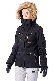 Куртка утепленная женская Rip Curl Chic Jet Black