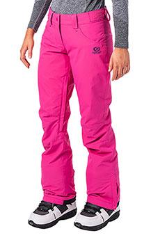 Штаны сноубордические женские Rip Curl Qanik Lilac Rose