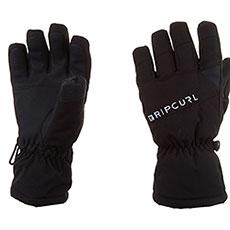 Перчатки сноубордические детские Rip Curl Rider Jr Gloves Jet Black