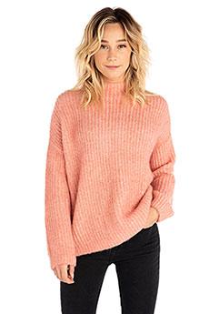 Свитер женский Rip Curl High Low Crew Sweater Brandied Aprico