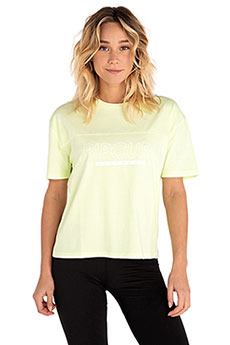 Футболка Rip Curl Epic Heights Tee Neon Lime