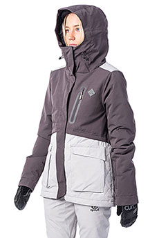 Куртка утепленная Rip Curl Particle Jkt Jet Black
