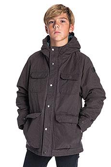 Куртка парка детская Rip Curl Sabotage Boy Jacket Black