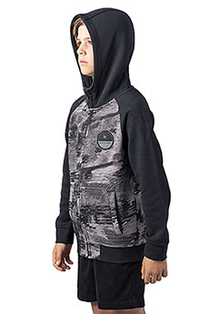 Rip Curl Флис Детский RIDE JR FLEECE 4284 JET BLACK