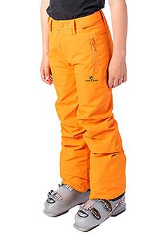 Штаны сноубордические детские Rip Curl Olly Pt Persimmon Orange