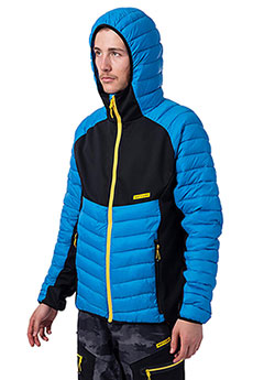 Куртка зимняя Rip Curl Gum Puffer Swedish Blue