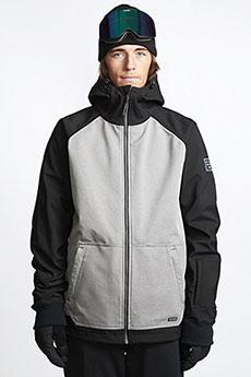 Куртка сноубордическая Billabong Downhill Softshell Iron Heather