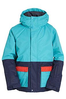 Куртка сноубордическая детская Billabong Fifty 50 Boys Aqua