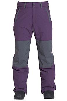 Штаны сноубордические Billabong Tuck Knee Dark Purple