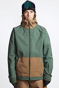 Куртка сноубордическая Billabong Downhill Softshell Forest