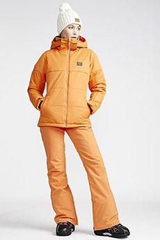 Штаны сноубордические женские Billabong Terry Orange