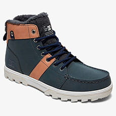 Ботинки высокие DC Shoes Woodland Boot Brg Brown/Grey