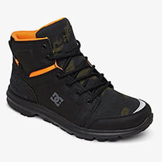 Ботинки зимние DC Shoes Torstein Boot Blo Black Camo
