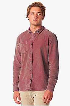 Рубашка QUIKSILVER Smoketrail Red