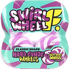 Комплект Колес Footwork Swirl Purple 53 Мм 99a