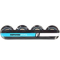 Комплект Колес Footwork Basic 51 Мм 100a
