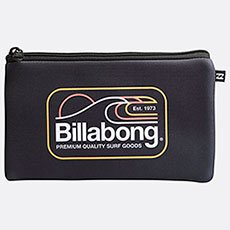 Пенал Billabong Shorebreak Pencil Ca Black