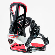 Крепления для сноуборда Roxy Team Black
