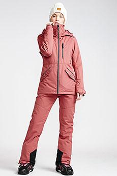 Штаны сноубордические женские  Malla Vintage Plum