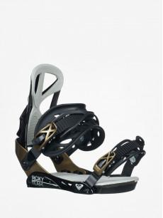 Крепления для сноуборда  Team Black