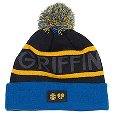 Шапка Element Griffin Pom Beanie Flint Black-3