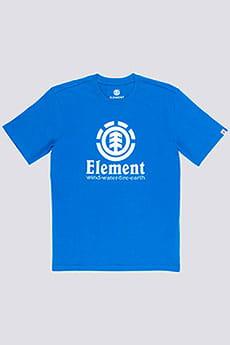 Футболка Element Vertical Nautical Blue Ss
