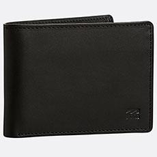 Кошельки Billabong Vacant Leather Black
