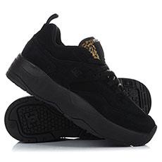 Кроссовки женские DC Shoes E.tribeka Plat Leopard Print