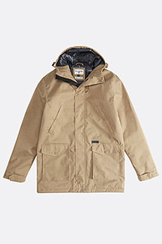 Куртка Billabong Alves 10k Jacket Ermine